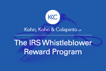 IRS Whistleblower Reward Program